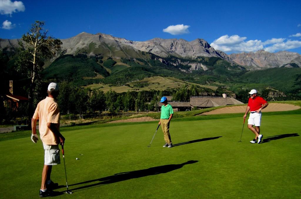 Tony Andalo Golf