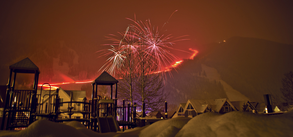 WINTER CELEBRATIONS FIREWORKS